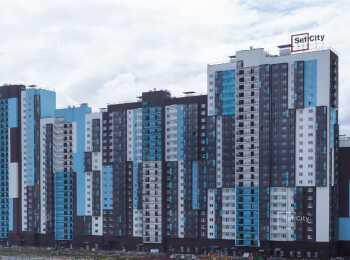 Разновысотная этажность домов